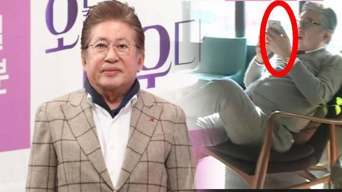 Aktor Korea Kim Yonggun Selingkuh Selama 13 Tahun dengan Wanita Muda, Digugat karena Suruh Aborsi