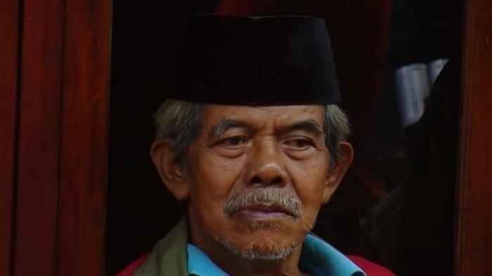 Aktor senior Urip Arpan.