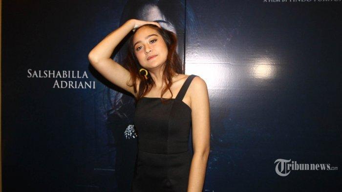 Aktris Salshabilla Adriani.