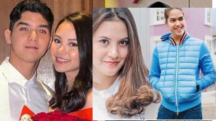Alyssa Daguise dan Athira Farina, 2 Calon Menantu Maia Estianty dan Ahmad Dhani, Cantiknya Saingan?