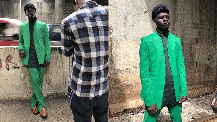 Gelandangan Mujur! Awalnya Hidup di Jalan Tidur di Kolong Jembatan, Ali Kini Jadi Model Profesional
