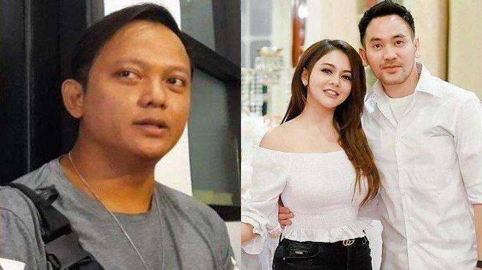 Alief Hedy Nurmaulid tanggapi kabar pernikahan Jenita Janet dan Danu Sofwan.