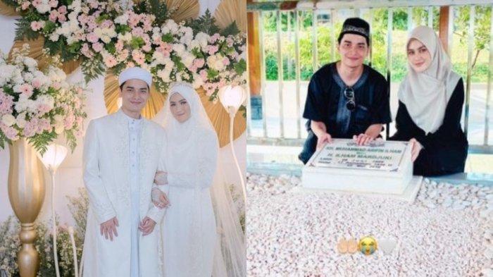 Alvin Faiz menikahi Henny Rahman