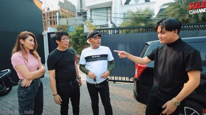 Ramai Kabar Bakal Besanan dengan Parto, Sule: Perjodohan Rizky Febian & Amanda Caesa Hanya Konten