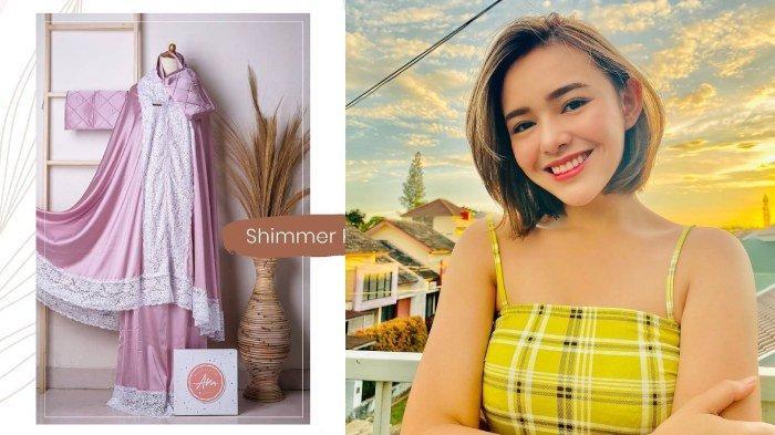 Jajal Bisnis di Ramadhan 2021, Amanda Manopo Jualan Mukena, Harga Lebih Murah dari Produk Artis Lain