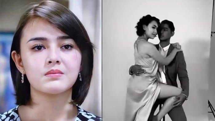 Amanda Manopo kena cibir setelah pose 'berani' bareng Arya Saloka, kini ambil keputusan.