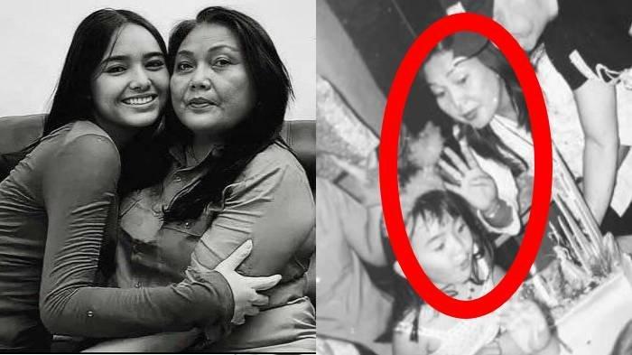 Amanda Manopo Posting Foto Lawas Hitam Putih dengan Ibu Saat Hidup: 'Sekarang Kita Tinggal Bertiga'