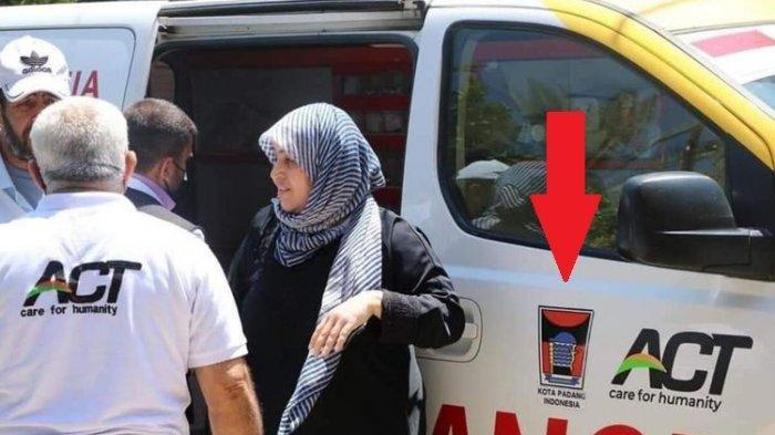 Viral Ambulans Berlogo Pemkot Padang di Palestina, Gubernur Sumbar: Alhamdulillah Sangat Bermanfaat