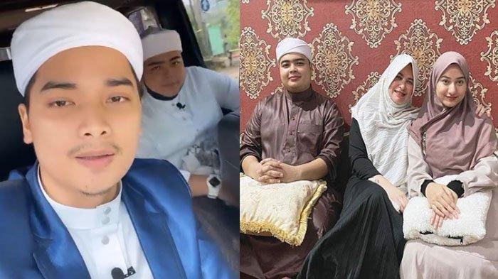 Jadi Saksi Nikah Ameer Azzikra di Tengah Perceraian, Alvin Faiz Dinasihati Ini oleh Ustaz: Terharu