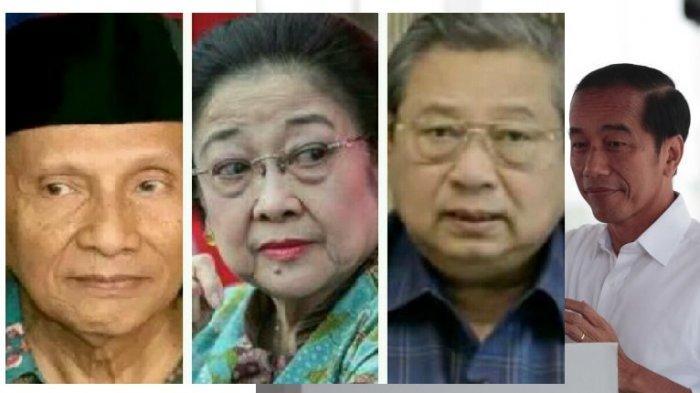 SURVEI Elektabilitas Partai Politik: Kabar Buruk Buat Megawati, Kabar Gembira Buat SBY & Amien Rais