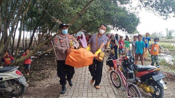 Sisakan Helai Rambut, Bagian Tubuh Diduga Korban Sriwijaya Air Ditemukan Anak-anak di Pantai