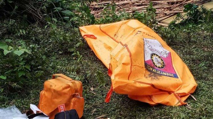 Dilaporkan Hilang, Siswa SMP Ditemukan Tewas dalam Karung di Sungai, Sempat Peluk Ibu, Dibunuh?