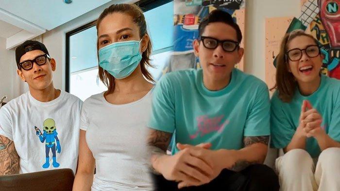 Cerita Andrea Dian setelah Berhasil Sembuh dari Corona, Sempat Pesimis Dapat Cobaan Bertubi-tubi
