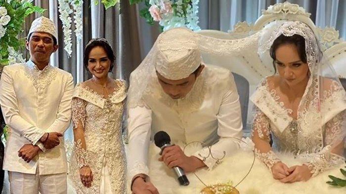 POPULER - Angelica Simperler Hamil setelah Sebulan Menikah, Rico Hidros Daeng Terus Ucap Syukur