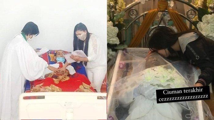 15 Tahun Pacaran Menikah di Rumah Sakit, Pasangan Ini Terpisah Maut Setelah Setahun Usia Pernikahan