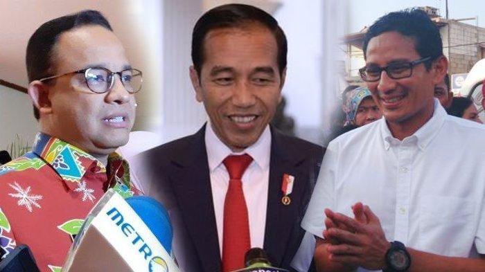 Kata Anies soal Jokowi Sebut Sandiaga Uno Berpeluang di Pilpres 2024: Kami Ini Lagi Ngurusin Jakarta