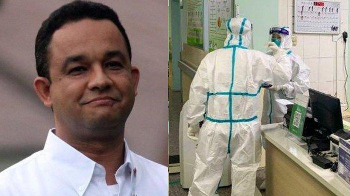 Anies Baswedan Sebut Grafik Pasien Virus Corona Sudah Menurun, Ungkap Jakarta Mulai Terkendali