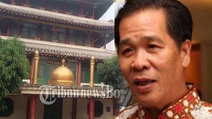 Anton Medan Meninggal, Ini Wujud Makamnya yang Digali 19 Tahun Lalu, Ada Sofa & Berbalut Keramik