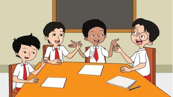 KUNCI JAWABAN Tema 7 Kelas 2 SD/MI Subtema 2 Halaman 79-87, Bacalah Kembali Dongeng Kiki dan Kiku!