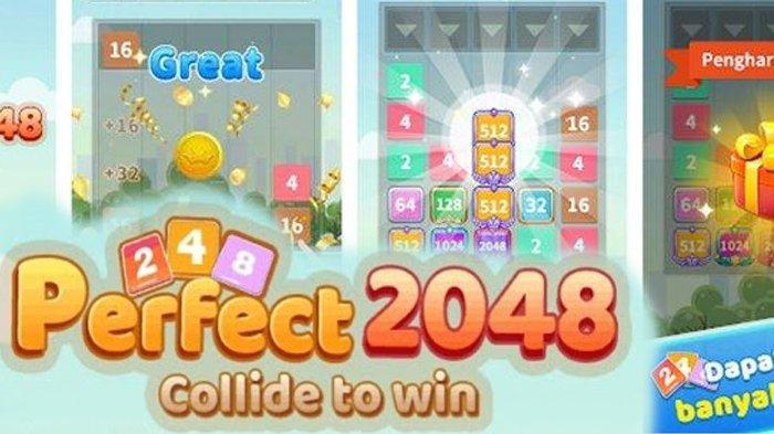 RAMAI Game Perfect 2048, Aplikasi Penghasil Uang 2021 Bisa Raih Jutaan Rupiah, Kini Banjir Keluhan!