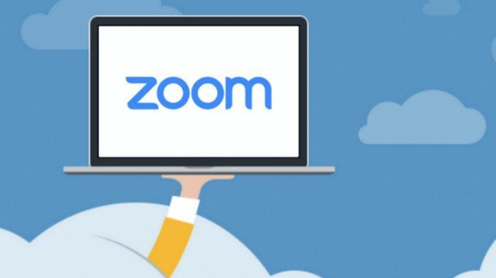 Aplikasi meeting online Zoom Meetings.