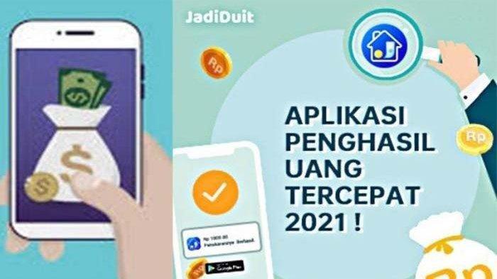 Aplikasi pengasil saldo dana tercepat 2021 bisa dapat uang tiap hari.