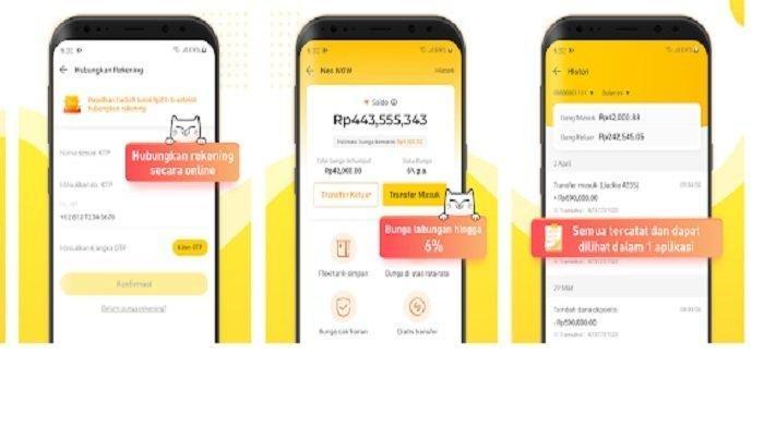DAFTAR Aplikasi Penghasil Uang Neo+ Terbaru 2021, Dapatkan Uang Langsung Rp 100 Ribu Gratis