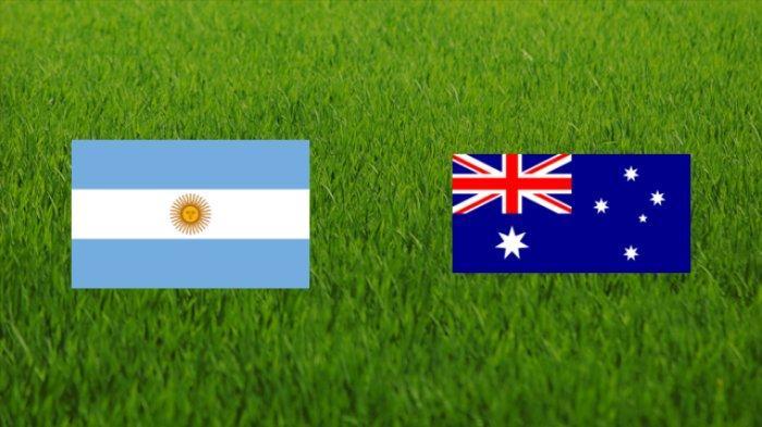 SEDANG BERLANGSUNG Argentina vs Australia Olimpiade Tokyo 2020, Tayang di Vidio.com, Ini Linknya