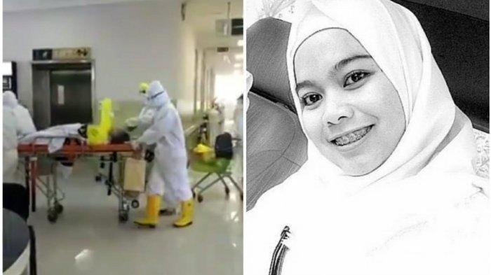 5 Fakta Ari Puspitasari, Perawat RS di Surabaya yang Gugur Diduga Tertular Covid-19, Hamil 4 Bulan