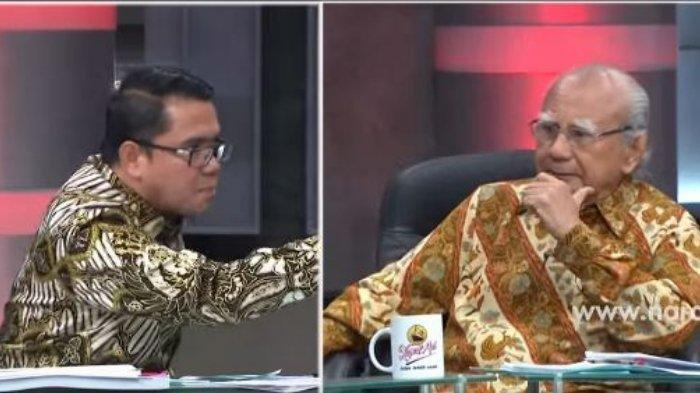 Umpatan 'Sesat' kepada Emil Salim Viral, Muncul Petisi Tuntut Arteria Dahlan Untuk Minta Maaf