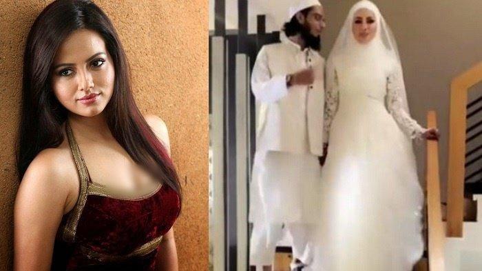 Artis glamor hijrah lalu menikah dengan ulama