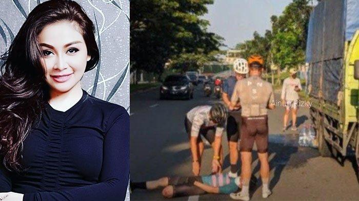 SIAPA Virnie Ismail, Artis yang Kecelakaan Tergeletak di Jalan? Tubuh Penuh Luka, Sopir Truk Ditahan