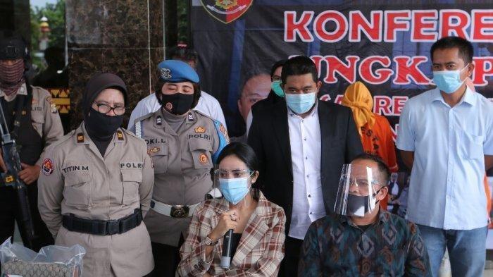 Fakta Baru di Balik Prostitusi Artis VS di Lampung, Dibayar 30 Juta, Alat Kontrasepsi Ditemukan