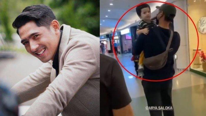 DETIK-DETIK Arya Saloka Dicuekin Pengunjung Mall, Aksi Mas Al Bertopi & Masker Buat Fans Kecolongan