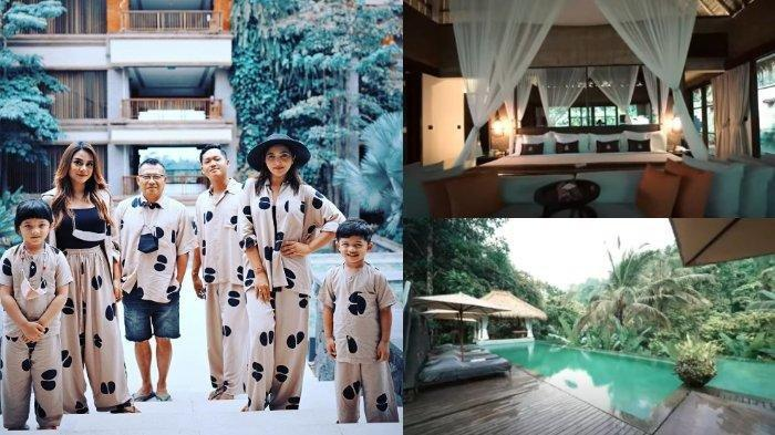 Potret hotel mewah tempat menginap keluarga Ashanty dan Anang Hermansyah di Bali