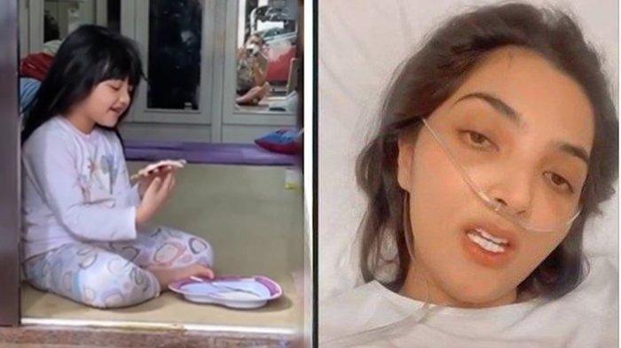 PILUNYA Arsy Ditinggal Ashanty Kritis Akibat Covid-19, Putri Anang Buat Sarapan & Makan Sendirian