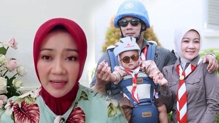 Atalia Praratya Positif Covid-19, Istri Ridwan Kamil Ungkap Gejala: Tak Bisa Cium Bau Parfum Sendiri