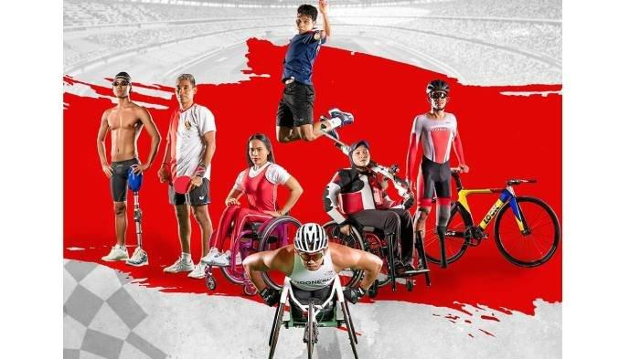 Atlet Paralympic 2020