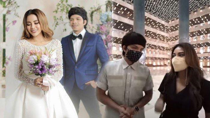 Penyebab Atta Halilintar & Aurel Batal Menikah di Masjid Istiqlal, Polisi: Dialihkan ke Lokasi Lain
