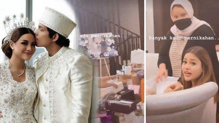 Kado Nikah Numpuk di Rumah, Atta Halilintar & Aurel Kegirangan, Ada dari Iriana Jokowi, Apa Isinya?