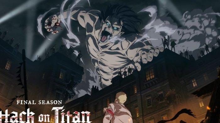 Season Final, Ini 7 Tokoh Utama Anime Attack on Titan Beserta Cerita Singkat Masing-masing Karakter