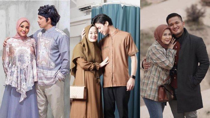 Idul Fitri 1442 H Jadi Lebaran Pertama 5 Artis Bareng Pasangan: Dinda Hauw hingga Aurel Hermansyah