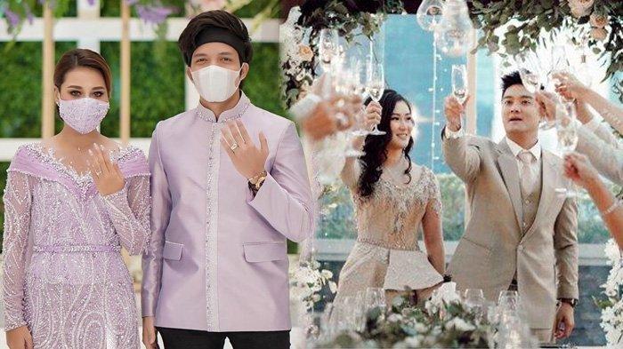 Termasuk Atta Halilintar & Aurel, 6 Artis Ini Gelar Lamaran Mewah Bak Pernikahan, Paling Disorot!