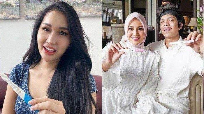 Aurel Hermansyah Hamil, Lucinta Luna Ajak Atta Halilintar untuk Besanan: Aku Juga Lagi Hamil Muda