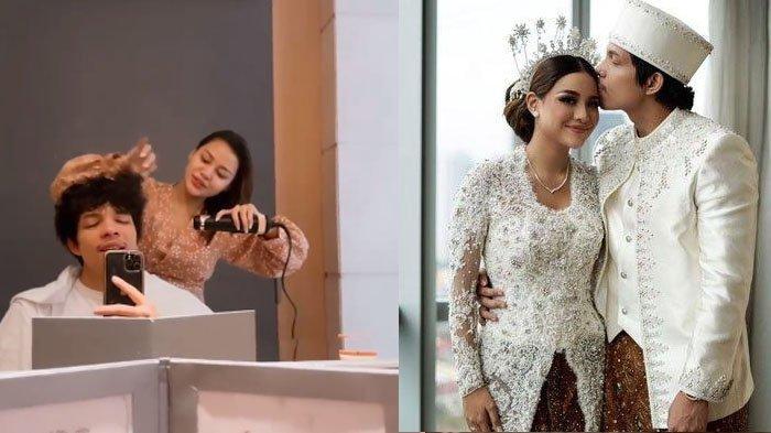 Atta-Aurel Pamer Kemesraan di Hari Pertama Jadi Suami Istri, Saling Manja: Istri Berkah, Suami Enak