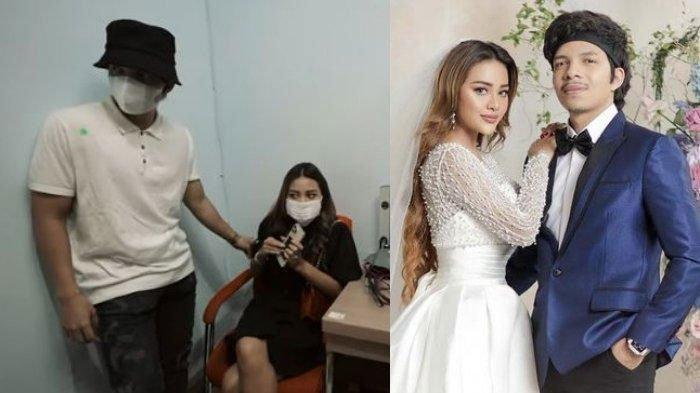 PENAMPILAN Atta Halilintar Lepas Bandana saat Prawedding Bikin Heboh, Aurel Hermansyah Bilang Gini