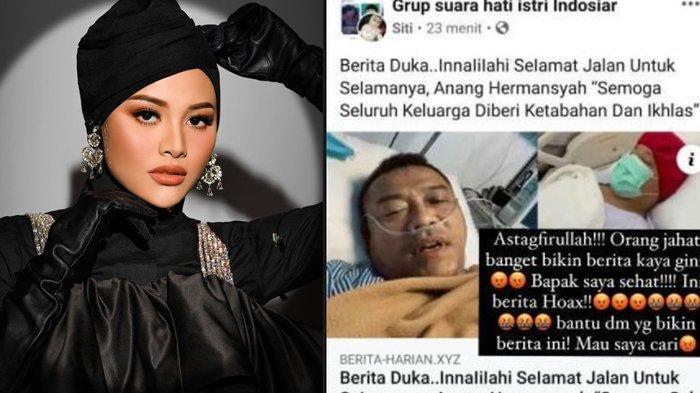 Aurel Ngamuk, Baca Berita Hoax, Anang Diberitakan Meninggal, Istri Atta: Jahat Banget, Saya Cari!