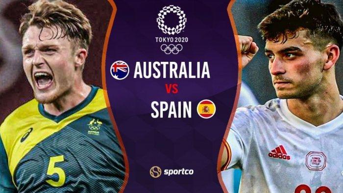 SEDANG BERLANGSUNG Live Streaming Spanyol vs Argentina Olimpiade Tokyo 2020: Duel Hidup Mati Grup C