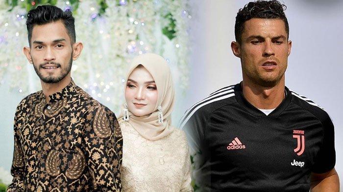 Martunis Menikah dengan Sriwahyuni, Intip Potret Momen Bahagia Anak Angkat Cristiano Ronaldo