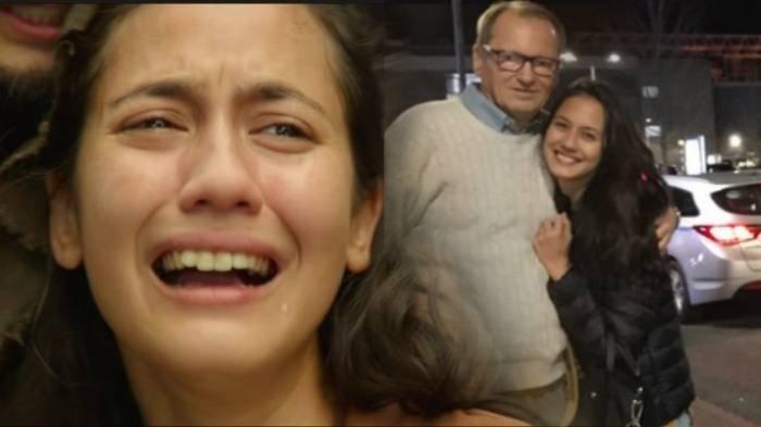 Ayah Pevita Pearce, Bramwell Pearce Meninggal Dunia, Unggah Foto Kenangan, 'Sudah Berakhir'